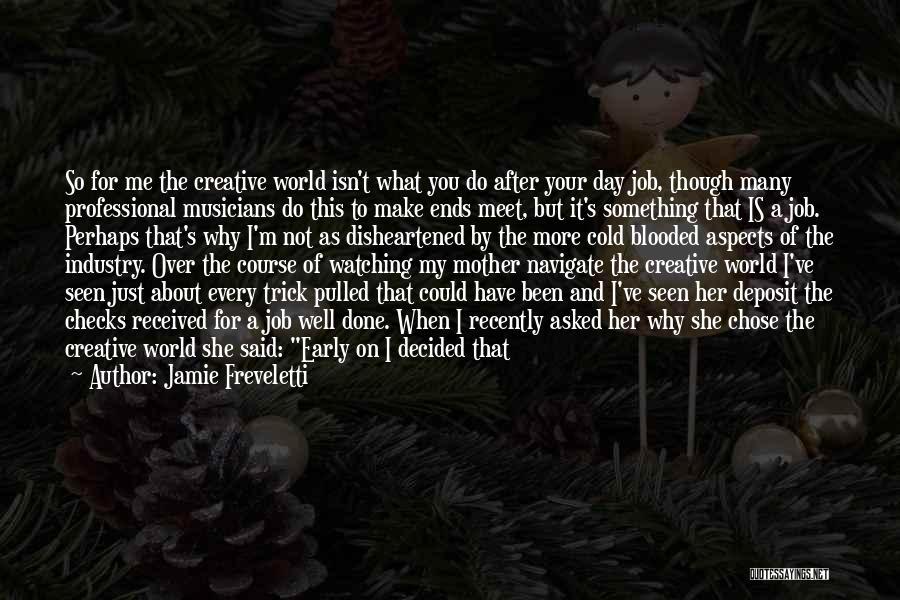 Meet Me Quotes By Jamie Freveletti