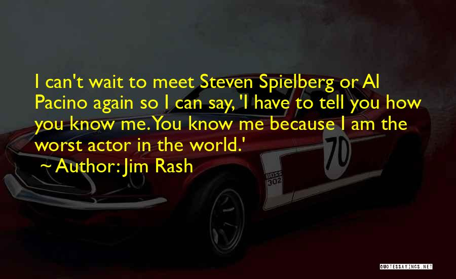 Meet Me Quotes By Jim Rash