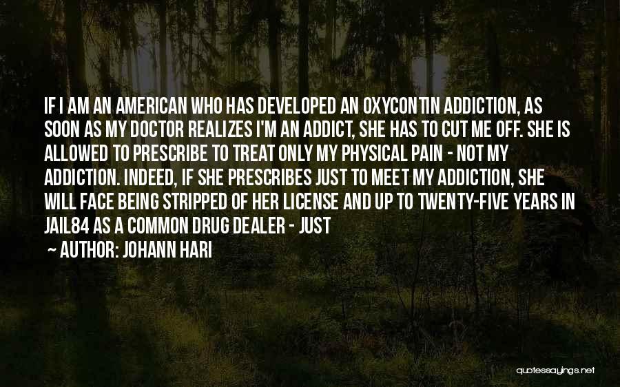 Meet Me Quotes By Johann Hari