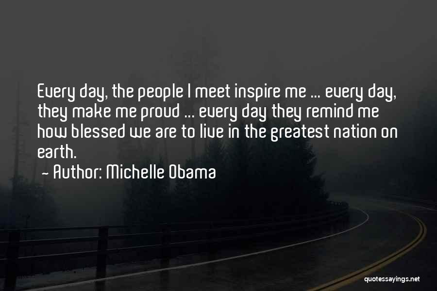 Meet Me Quotes By Michelle Obama