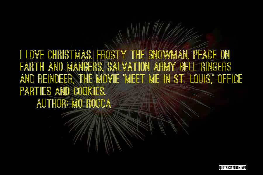 Meet Me Quotes By Mo Rocca