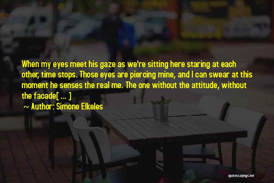 Meet Me Quotes By Simone Elkeles