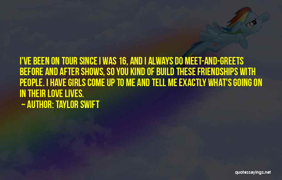 Meet Me Quotes By Taylor Swift