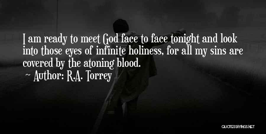 Meet Me Tonight Quotes By R.A. Torrey