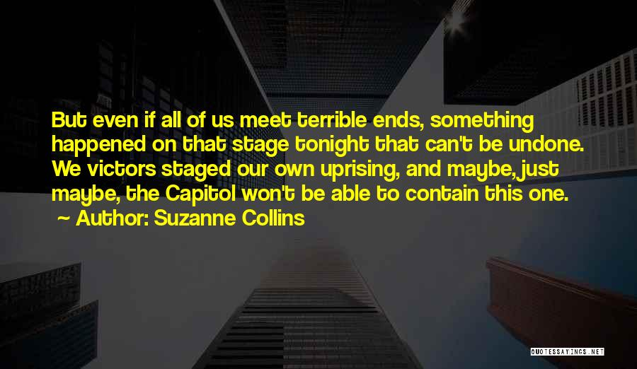Meet Me Tonight Quotes By Suzanne Collins