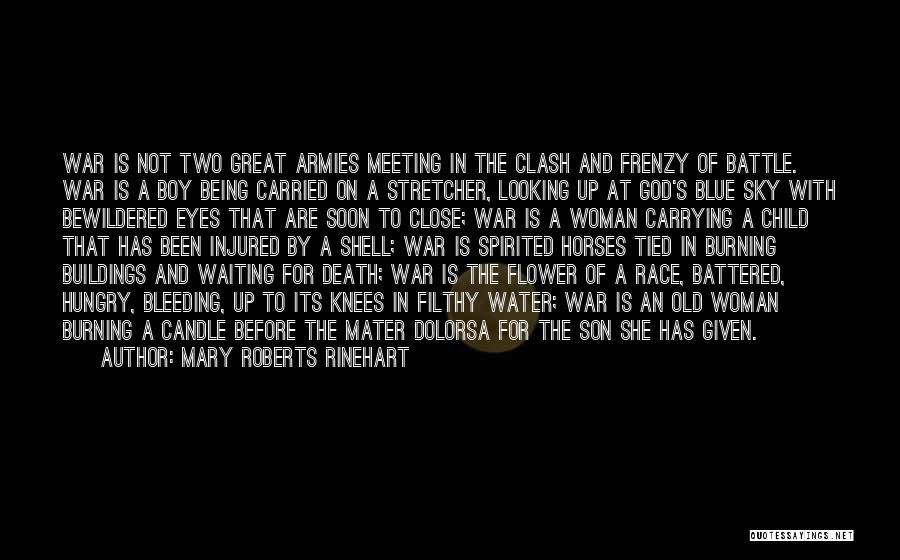 Meeting Soon Quotes By Mary Roberts Rinehart