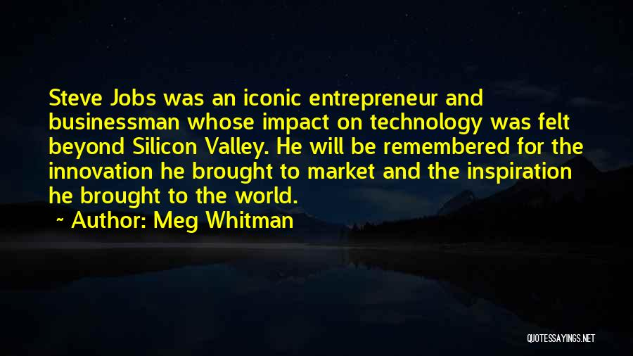 Meg Whitman Quotes 1276272