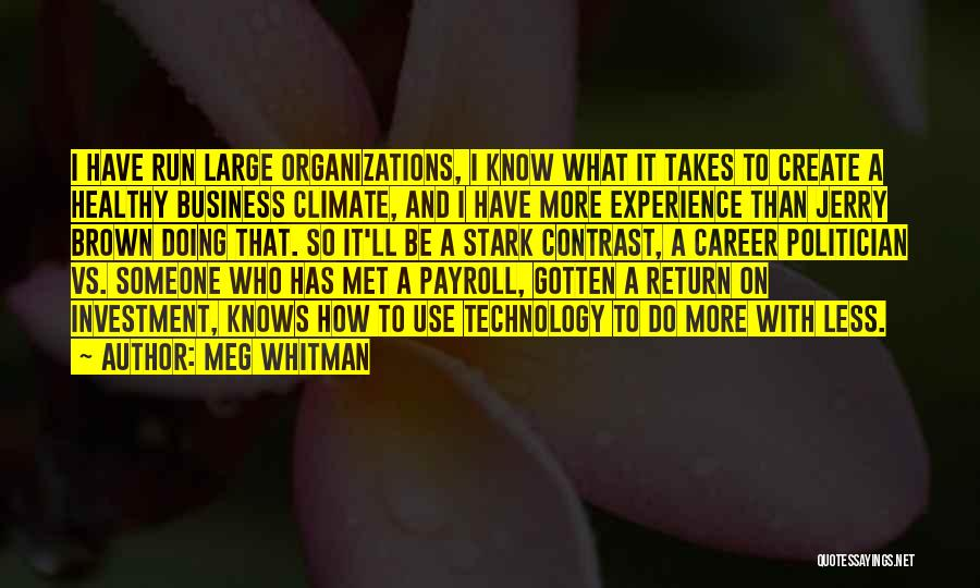 Meg Whitman Quotes 1455590
