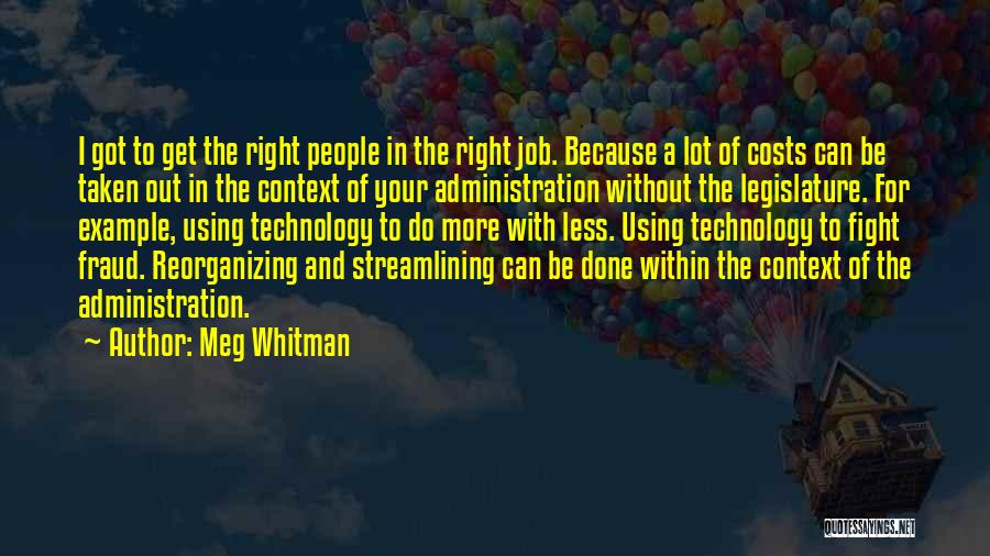 Meg Whitman Quotes 2082644
