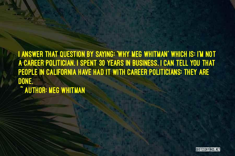 Meg Whitman Quotes 551522