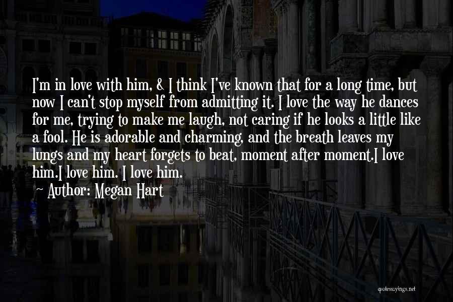 Megan Hart Quotes 1427603