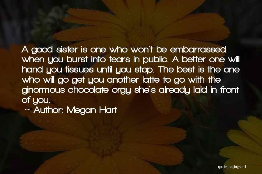 Megan Hart Quotes 1462893