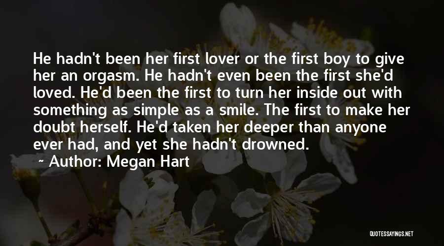 Megan Hart Quotes 1801975