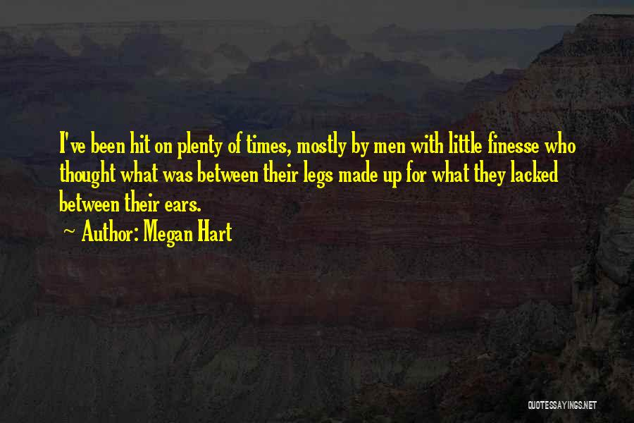 Megan Hart Quotes 1873856