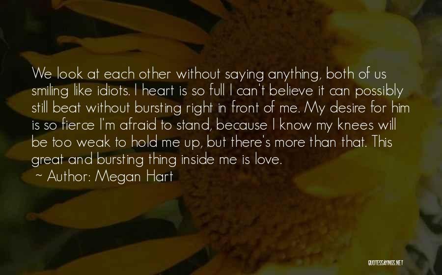 Megan Hart Quotes 450333