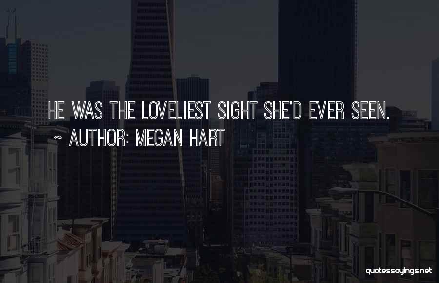 Megan Hart Quotes 541379