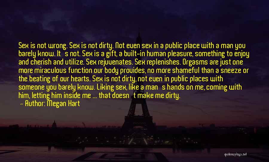 Megan Hart Quotes 844424