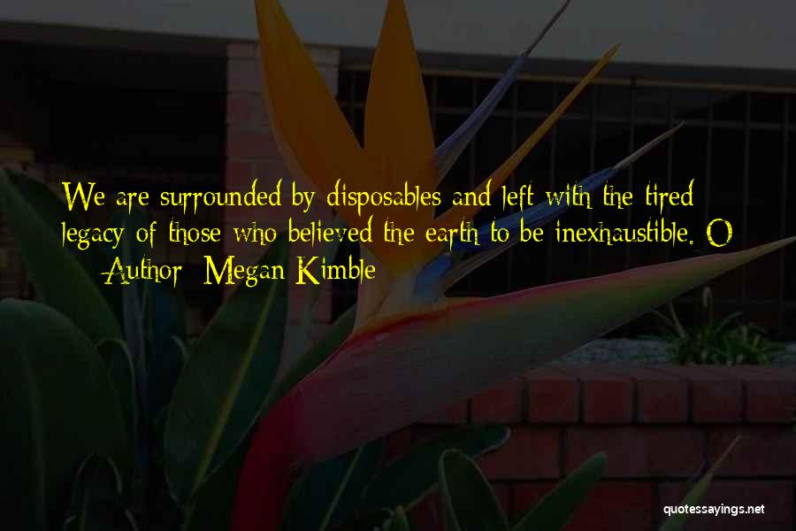 Megan Kimble Quotes 139266