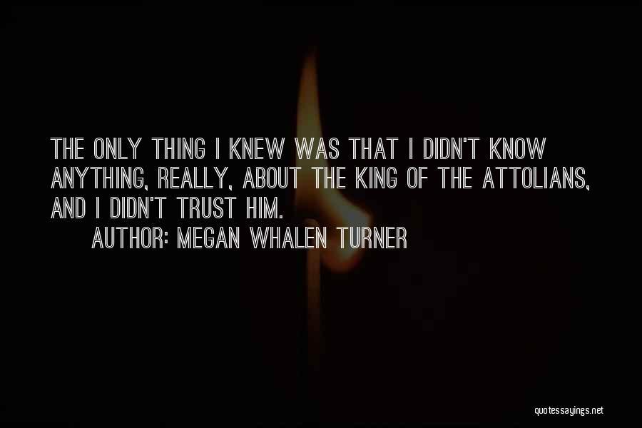 Megan Whalen Turner Quotes 1025849