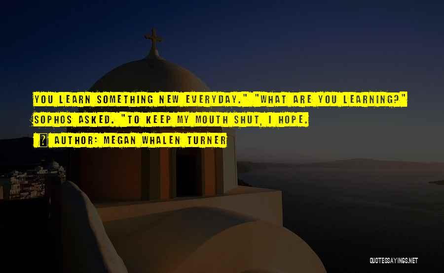 Megan Whalen Turner Quotes 1645228