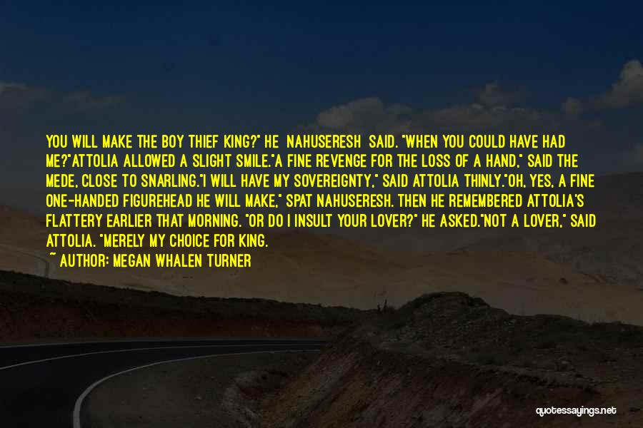 Megan Whalen Turner Quotes 2270416