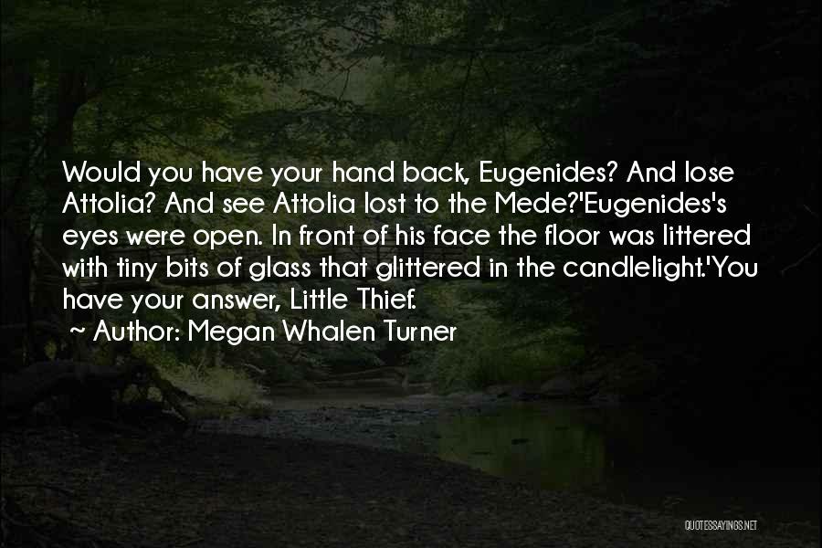 Megan Whalen Turner Quotes 344525
