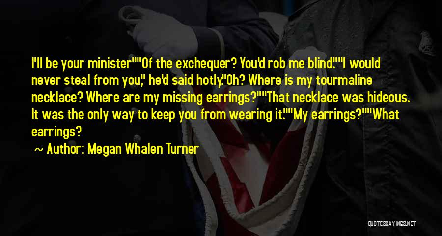 Megan Whalen Turner Quotes 682010