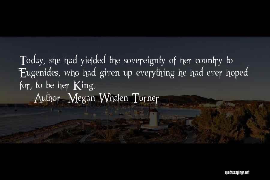 Megan Whalen Turner Quotes 683121