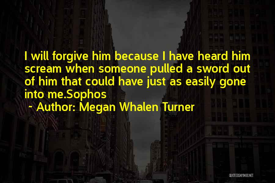 Megan Whalen Turner Quotes 90136