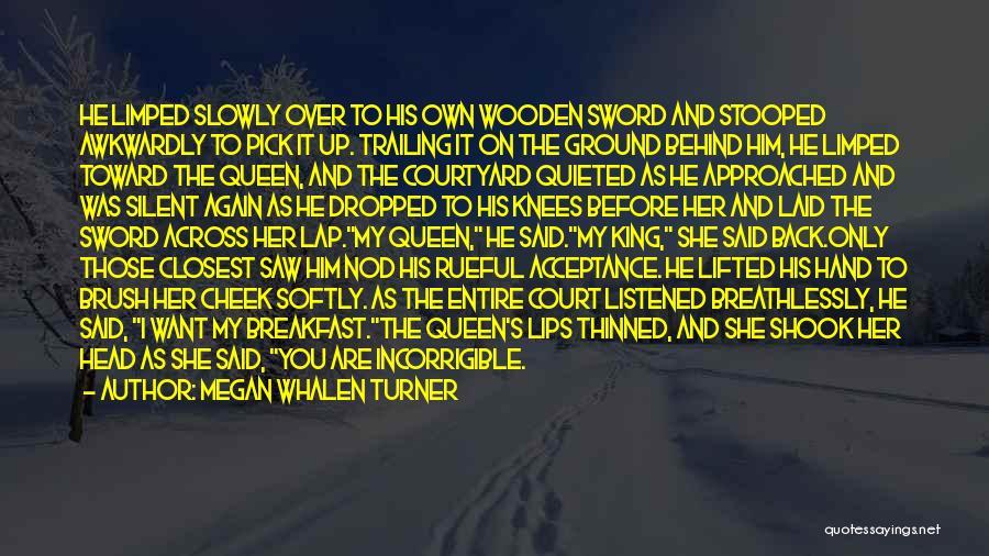 Megan Whalen Turner Quotes 90298
