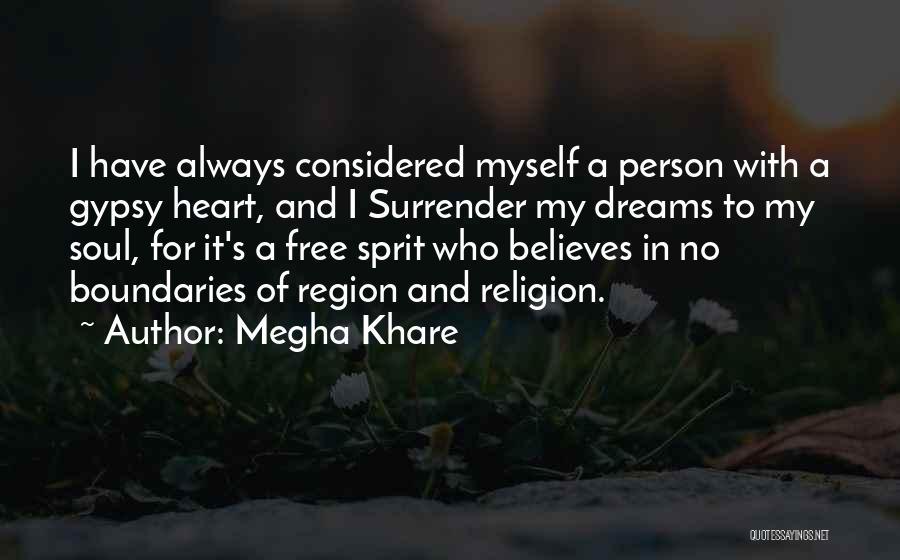 Megha Khare Quotes 393054