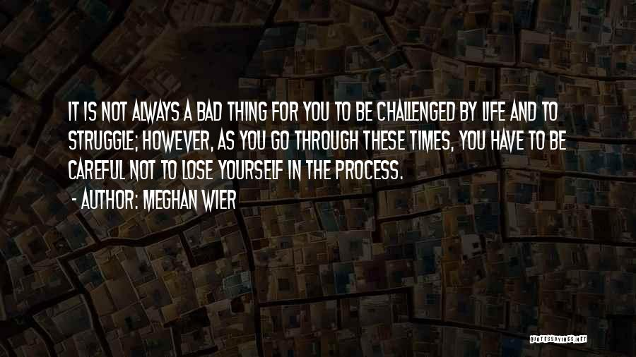 Meghan Wier Quotes 2198309
