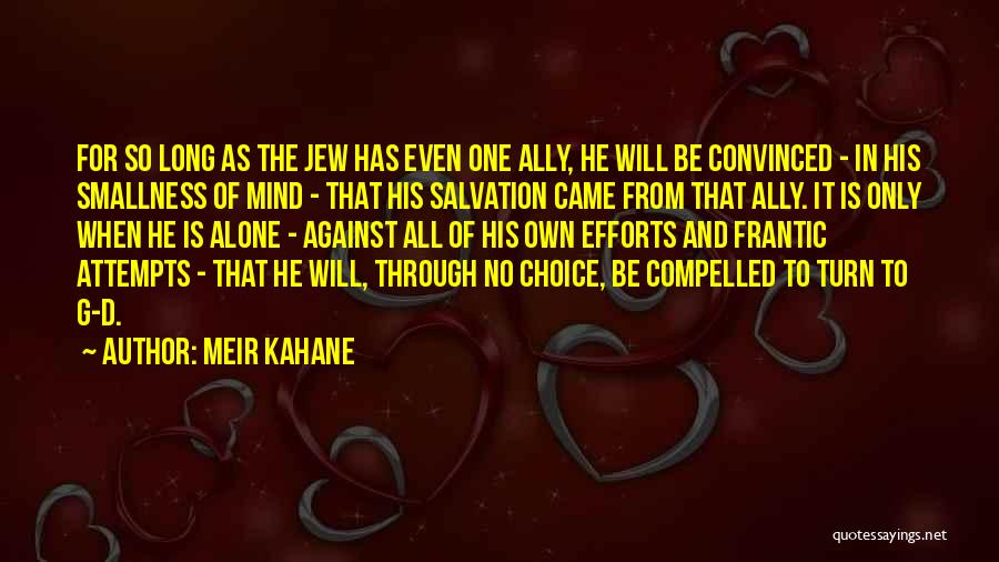 Meir Kahane Quotes 1176460