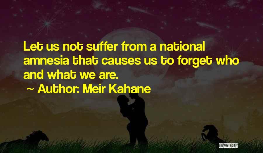 Meir Kahane Quotes 1880828