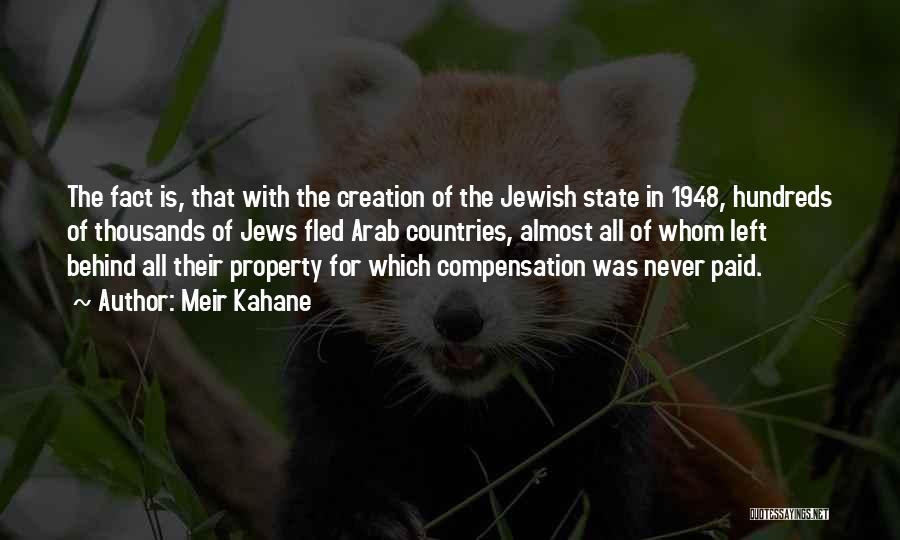Meir Kahane Quotes 1893707