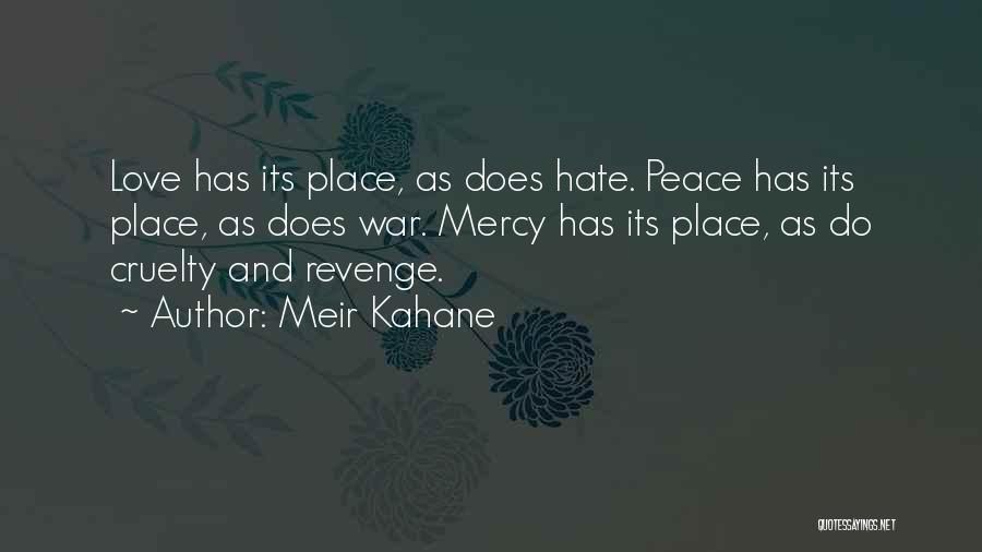 Meir Kahane Quotes 2094623