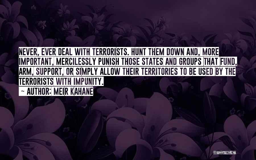 Meir Kahane Quotes 279377