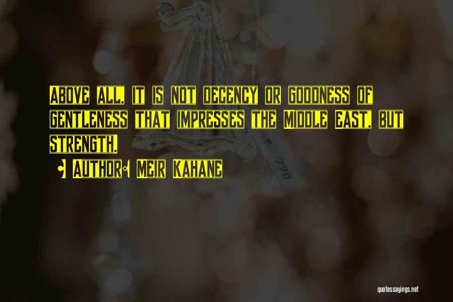 Meir Kahane Quotes 974874