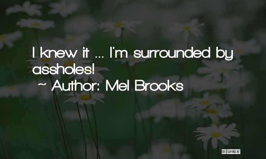 Mel Brooks Quotes 1168417