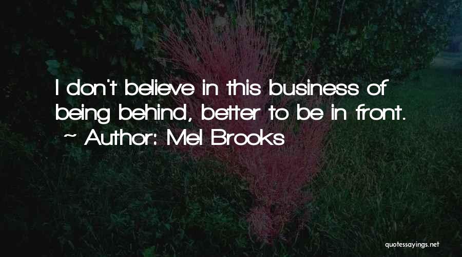 Mel Brooks Quotes 151437
