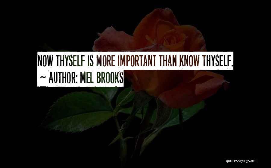 Mel Brooks Quotes 1574903