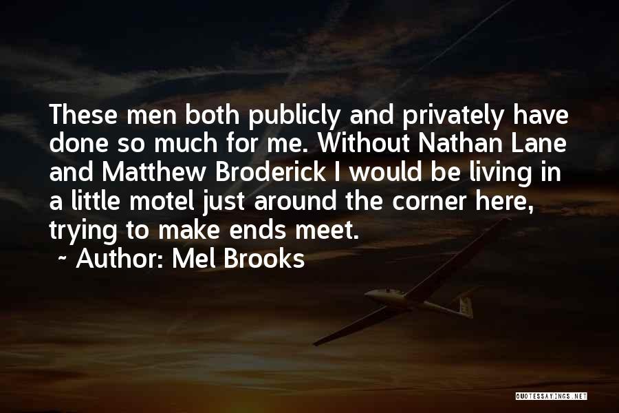 Mel Brooks Quotes 1890205