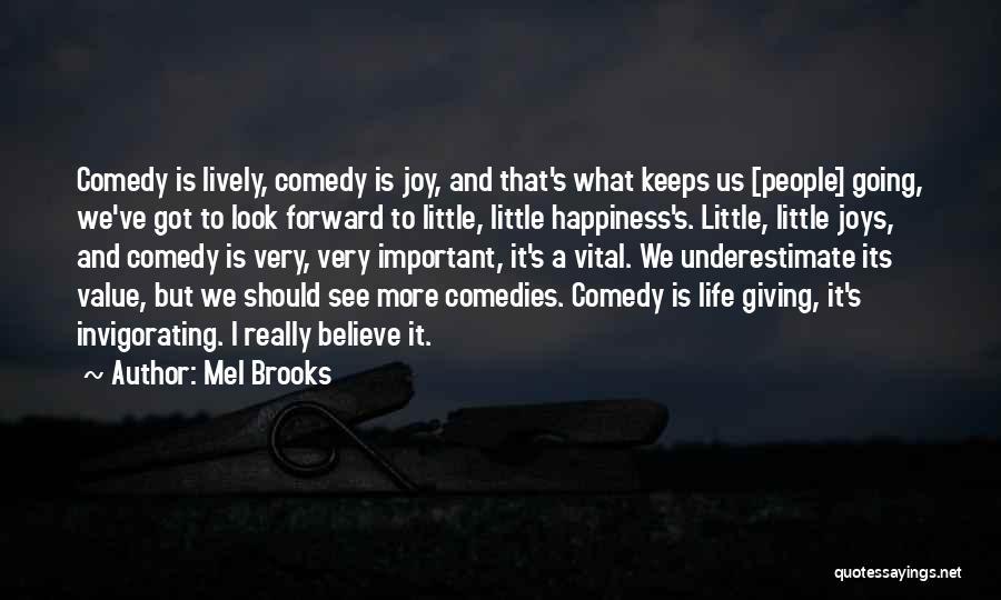 Mel Brooks Quotes 401911