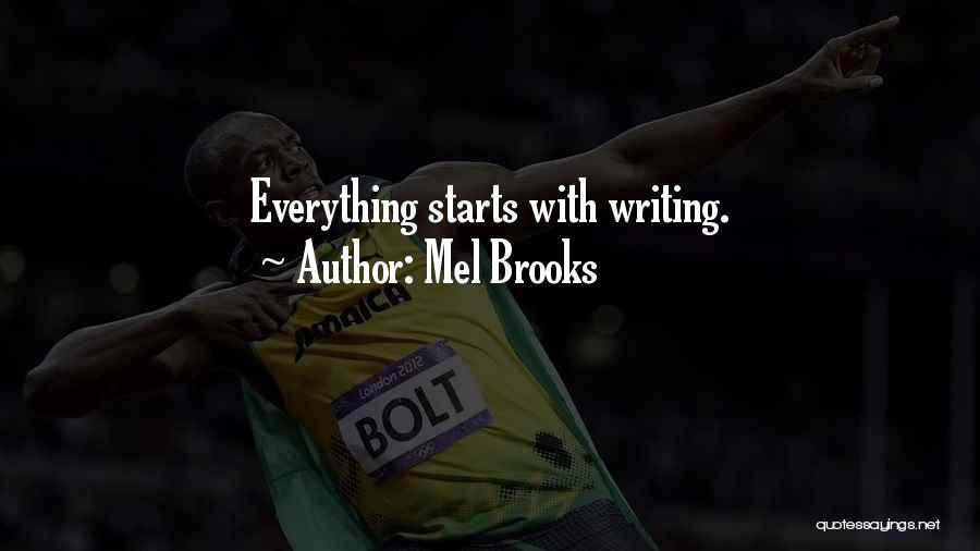 Mel Brooks Quotes 908635