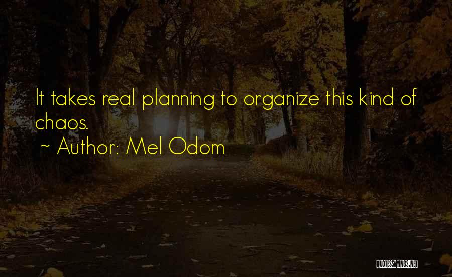 Mel Odom Quotes 1057220