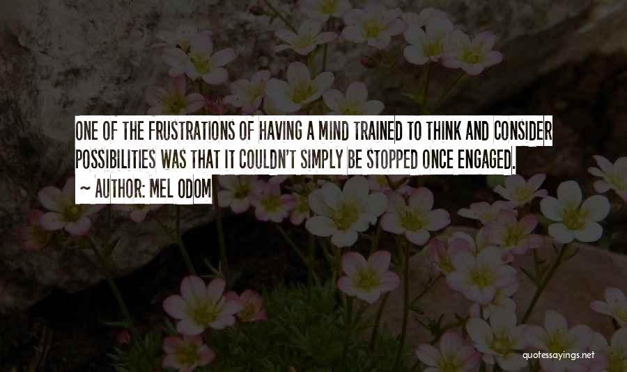 Mel Odom Quotes 1285105
