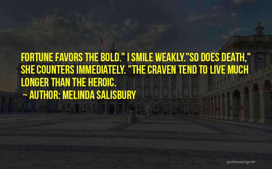 Melinda Salisbury Quotes 1124724