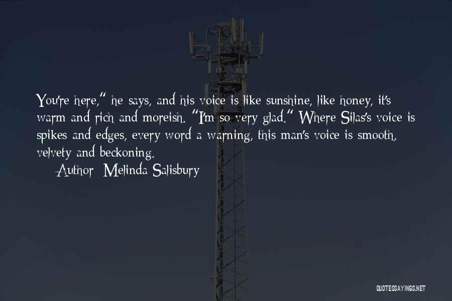 Melinda Salisbury Quotes 1132623