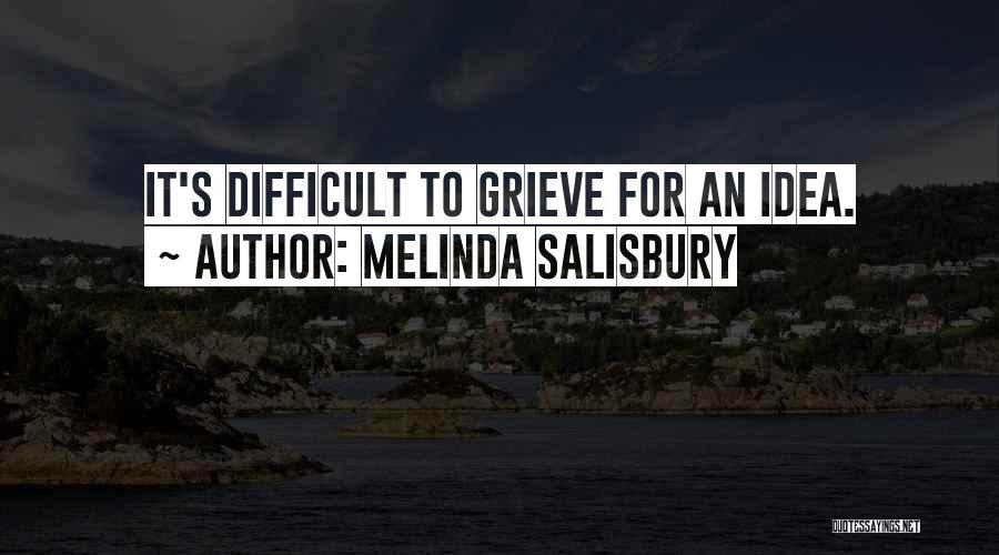 Melinda Salisbury Quotes 1228403