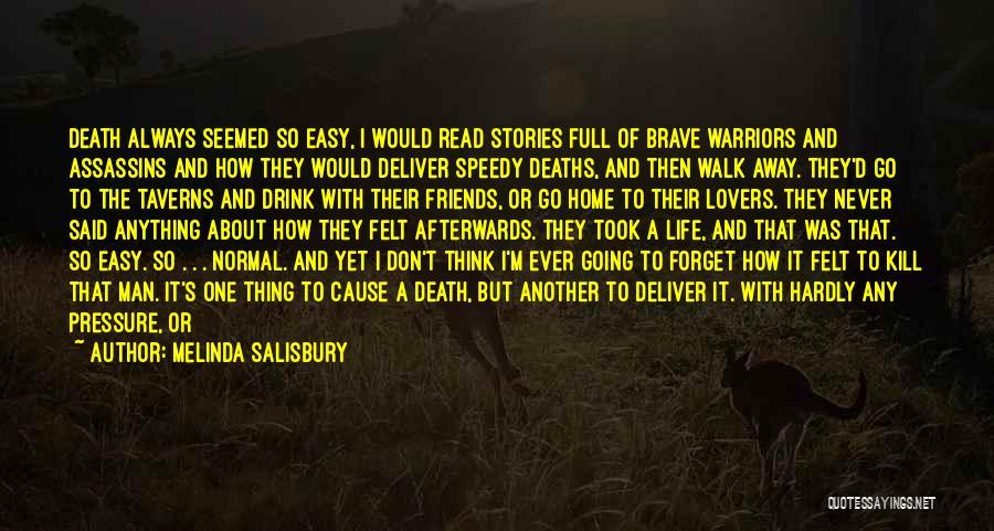 Melinda Salisbury Quotes 1268582